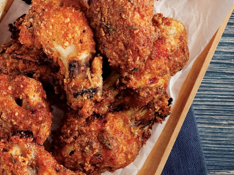 Helal Adanalı Dürümcü Çıtır Kanat Tavuk