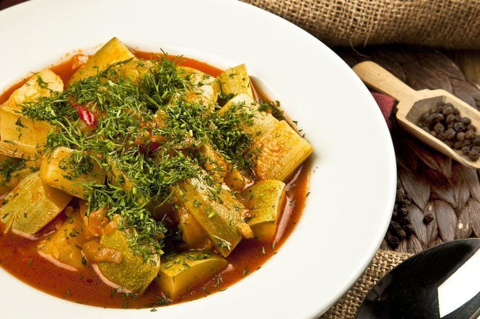 Günlük Sulu Yemek - Zeytinyağlılar