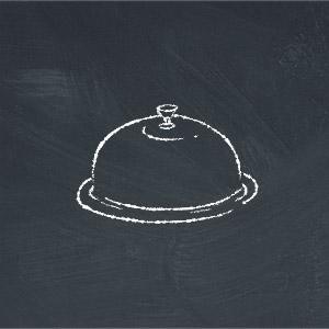 6.MENÜ : Piliç Kanat veya Tavuk Şiş + Salata + Ezme + Sütlaç + Ayran