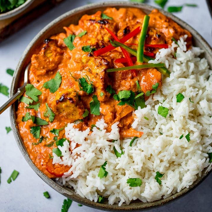 India Gate CHICKEN DISHES