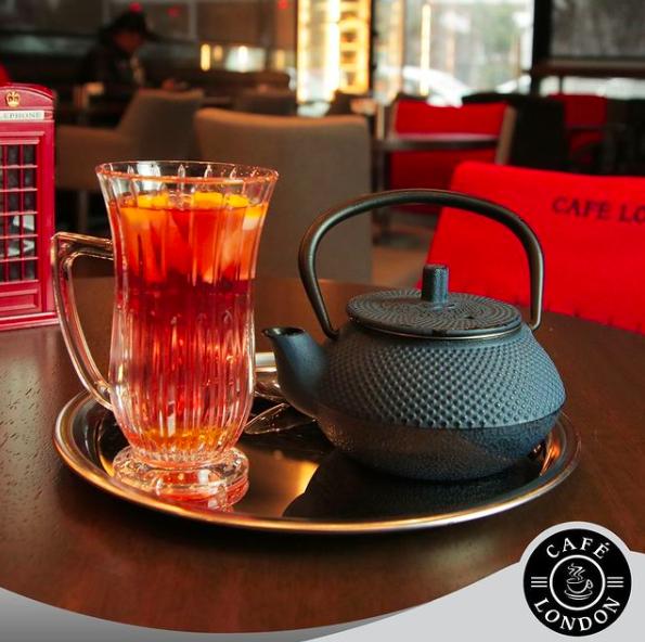 Cafe London ÇAYLAR