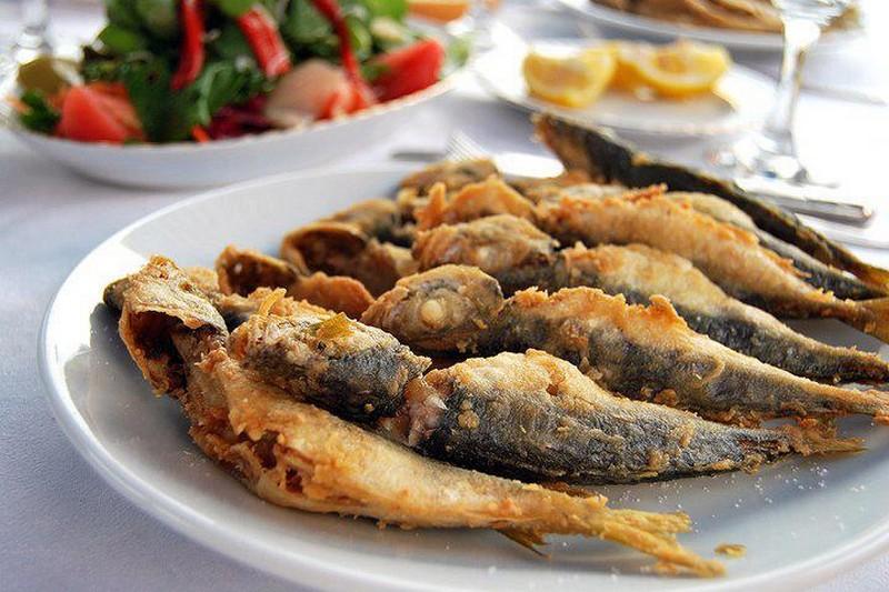 Mis Balık   Tava Balıklar