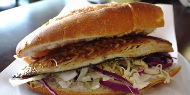 Mis Balık   Ekmek Arası Ürünler
