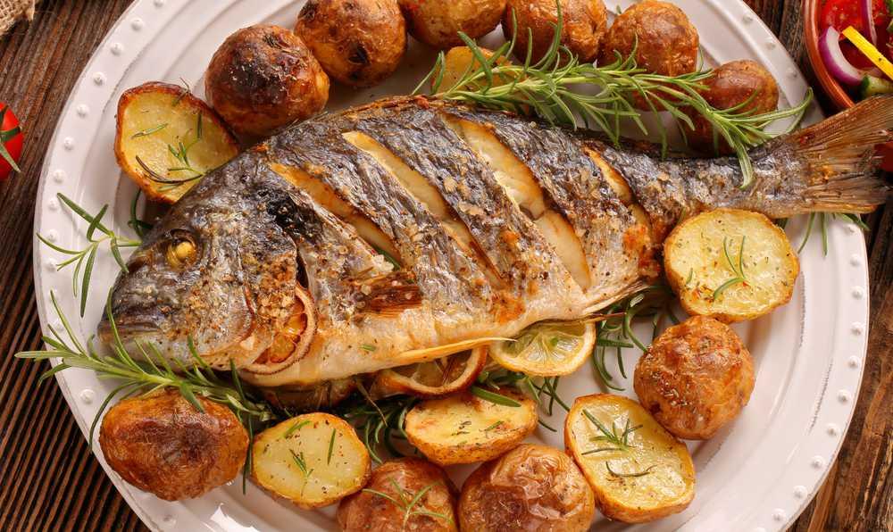 Mis Balık   Kiloluk Ürünler (Pişirilmiş)